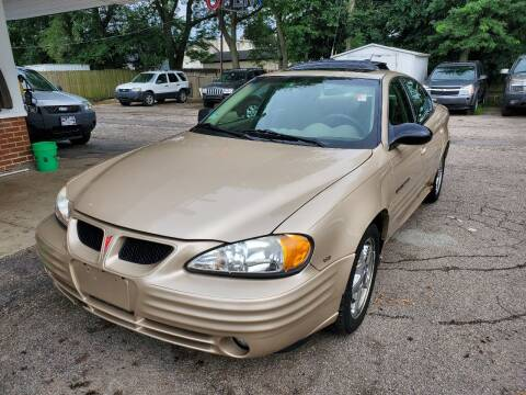 2002 Pontiac Grand Am for sale at New Wheels in Glendale Heights IL