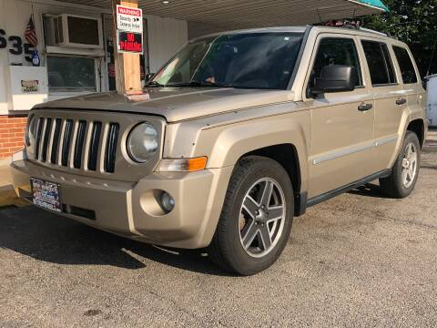2009 Jeep Patriot for sale at New Wheels in Glendale Heights IL