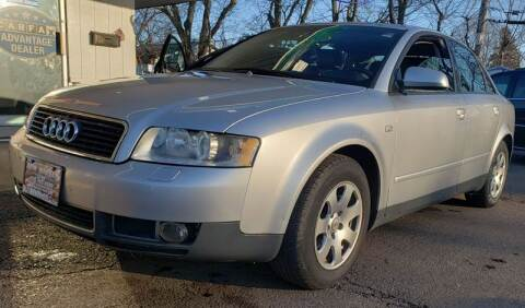 2003 Audi A4 for sale at New Wheels in Glendale Heights IL