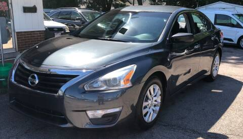 2013 Nissan Altima for sale at New Wheels in Glendale Heights IL