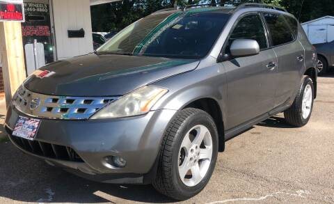 2005 Nissan Murano for sale at New Wheels in Glendale Heights IL