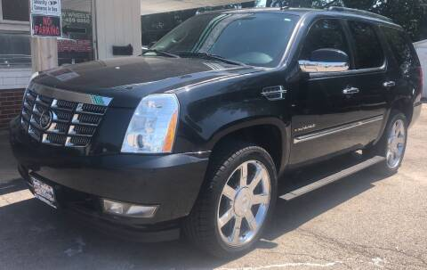 2010 Cadillac Escalade for sale at New Wheels in Glendale Heights IL