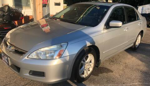 2006 Honda Accord for sale at New Wheels in Glendale Heights IL