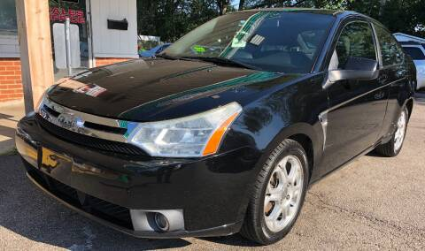 2008 Ford Focus for sale at New Wheels in Glendale Heights IL