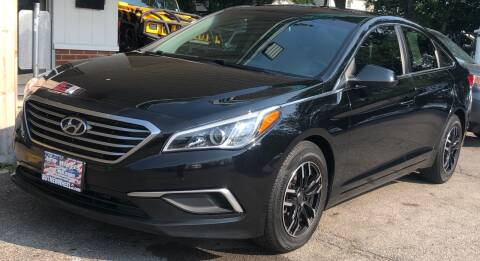 2016 Hyundai Sonata for sale at New Wheels in Glendale Heights IL