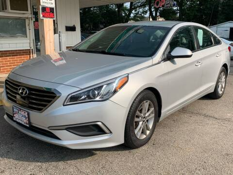 2017 Hyundai Sonata for sale at New Wheels in Glendale Heights IL