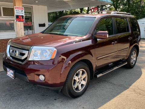 2010 Honda Pilot for sale at New Wheels in Glendale Heights IL
