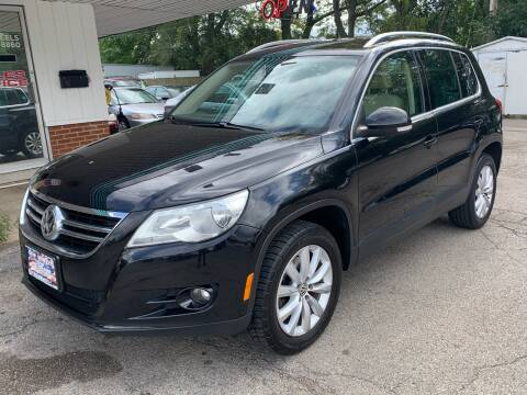 2011 Volkswagen Tiguan for sale at New Wheels in Glendale Heights IL