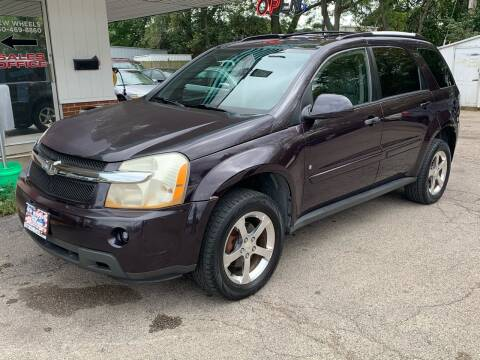 2007 Chevrolet Equinox for sale at New Wheels in Glendale Heights IL