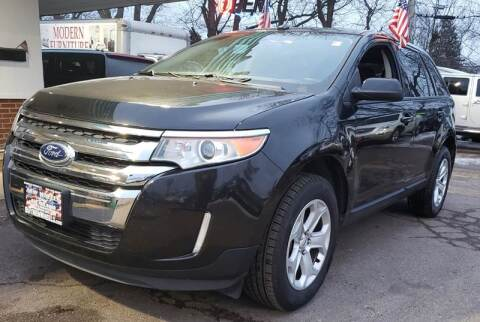 2013 Ford Edge for sale at New Wheels in Glendale Heights IL