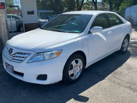 2010 Toyota Camry for sale at New Wheels in Glendale Heights IL