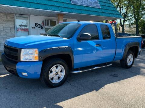 2008 Chevrolet Silverado 1500 for sale at New Wheels in Glendale Heights IL