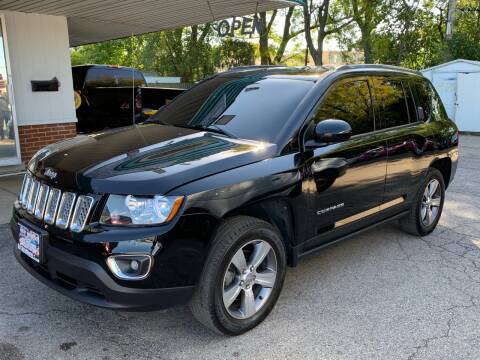 2016 Jeep Compass for sale at New Wheels in Glendale Heights IL