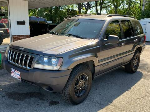 2004 Jeep Grand Cherokee for sale at New Wheels in Glendale Heights IL