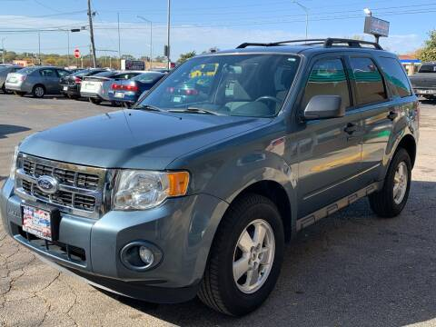 2012 Ford Escape for sale at New Wheels in Glendale Heights IL