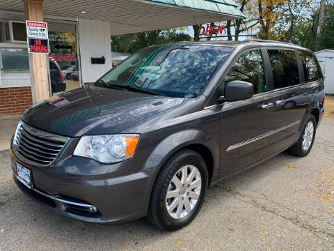 2015 Chrysler Town and Country for sale at New Wheels in Glendale Heights IL