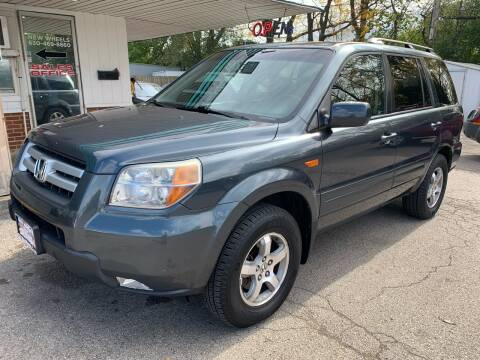 2006 Honda Pilot for sale at New Wheels in Glendale Heights IL