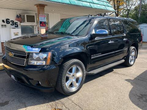 2012 Chevrolet Suburban for sale at New Wheels in Glendale Heights IL