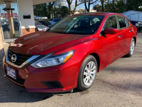 2017 Nissan Altima for sale at New Wheels in Glendale Heights IL