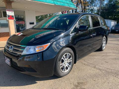 2012 Honda Odyssey for sale at New Wheels in Glendale Heights IL