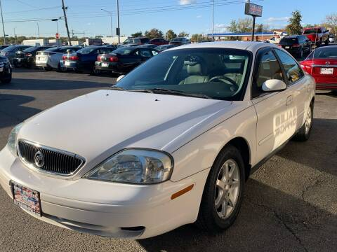 2003 Mercury Sable for sale at New Wheels in Glendale Heights IL