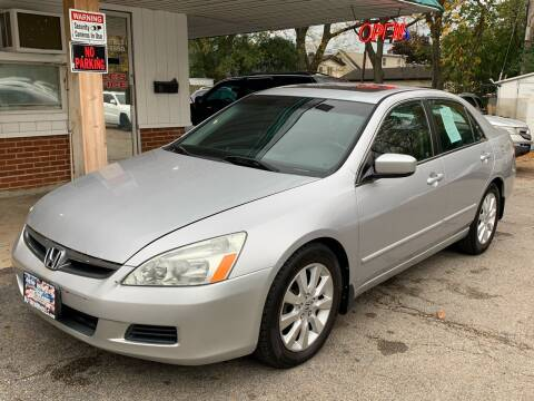 2007 Honda Accord for sale at New Wheels in Glendale Heights IL