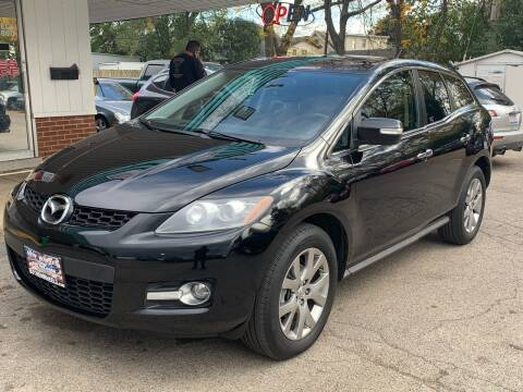 2009 Mazda CX-7 for sale at New Wheels in Glendale Heights IL