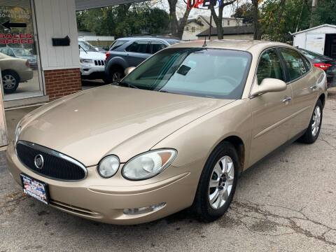 2005 Buick LaCrosse for sale at New Wheels in Glendale Heights IL