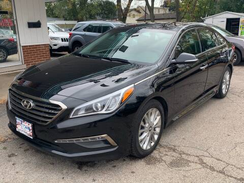 2015 Hyundai Sonata for sale at New Wheels in Glendale Heights IL