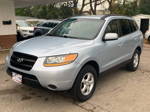 2008 Hyundai Santa Fe for sale at New Wheels in Glendale Heights IL