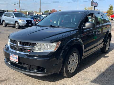 2015 Dodge Journey for sale at New Wheels in Glendale Heights IL