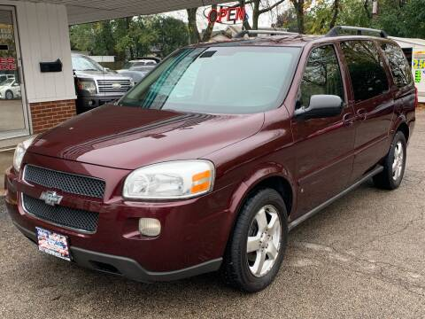 2008 Chevrolet Uplander for sale at New Wheels in Glendale Heights IL