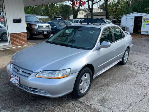 2002 Honda Accord for sale at New Wheels in Glendale Heights IL
