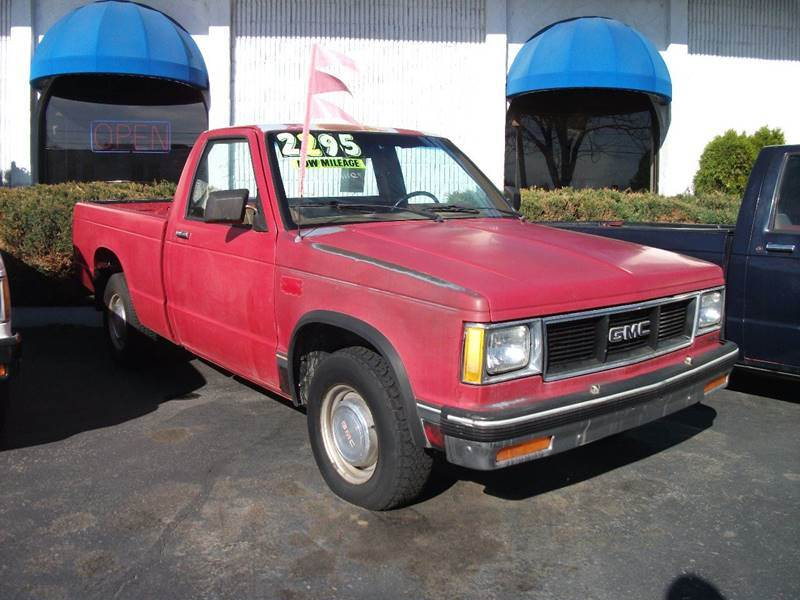 1988 GMC S-15 for sale in Boise, ID
