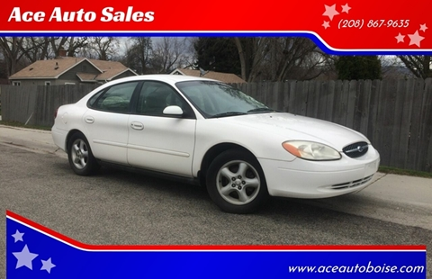 2000 Ford Taurus for sale in Boise, ID