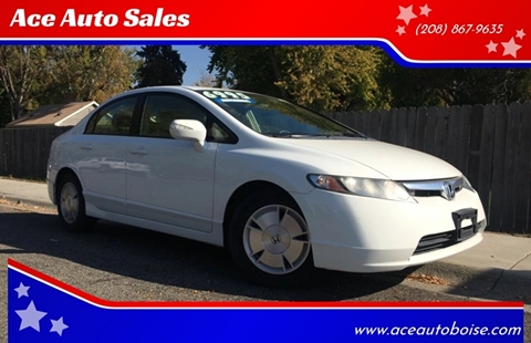 Ace Auto Sales >> Honda Civic For Sale In Boise Id Ace Auto Sales