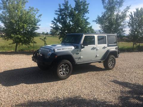 2012 Jeep Wrangler Unlimited for sale in Boise, ID