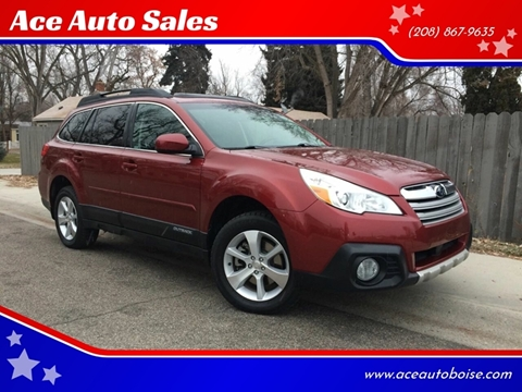 2014 Subaru Outback 3.6R Limited for sale at Ace Auto Sales in Boise ID