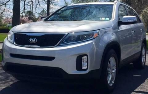 2015 Kia Sorento for sale at K B Motors in Clearfield PA