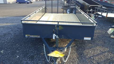 2019 Belmont 6X12 HIGH S IDE for sale in Shoemakersville, PA