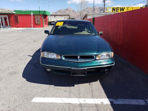 1998 Pontiac Bonneville for sale in Las Vegas, NV