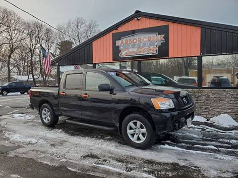 2009 Nissan Titan for sale in Harborcreek, PA