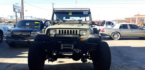 1990 Jeep Wrangler for sale in Dallas, TX