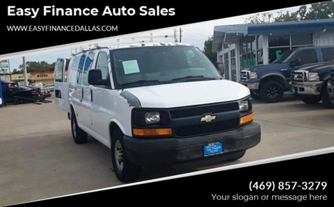 2007 Chevrolet Express Cargo for sale in Dallas, TX