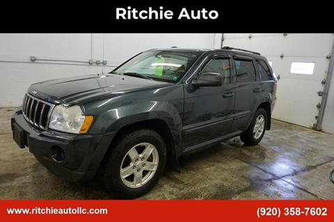 2007 Jeep Grand Cherokee Laredo >> Jeep Grand Cherokee For Sale In Appleton Wi Ritchie Auto