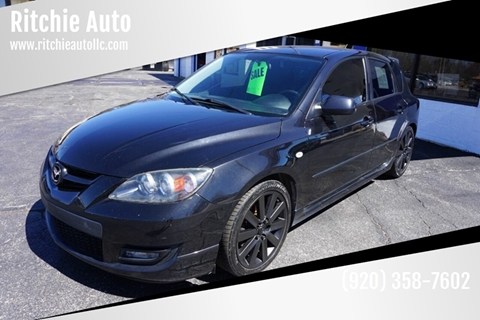 Mazdaspeed3 For Sale >> Mazda Mazdaspeed3 For Sale In Appleton Wi Ritchie Auto