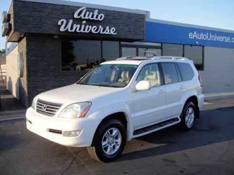 2005 Lexus GX 470 For Sale In Memphis, TN