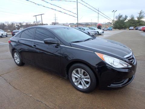 2011 Hyundai Sonata for sale at BLACKWELL MOTORS INC in Farmington MO