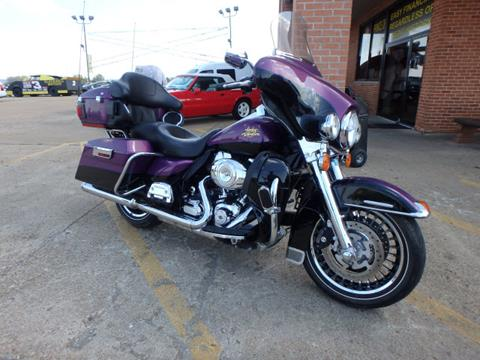 2011 Harley-Davidson FLHTK for sale at BLACKWELL MOTORS INC in Farmington MO