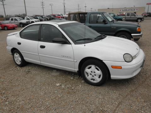 1998 Dodge Neon for sale at BLACKWELL MOTORS INC in Farmington MO